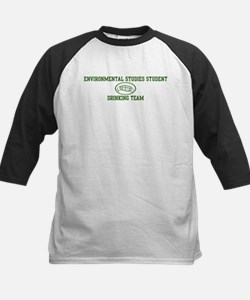 Environmental Studies Student Kids Baseball Jersey