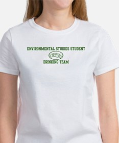 Environmental Studies Student Women's T-Shirt