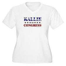 KALLIE for congress T-Shirt