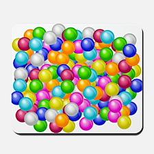 Candy Gumballs Mousepad