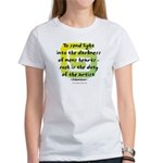 Duty of the Artist II Women's T-Shirt