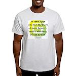 Duty of the Artist II Light T-Shirt