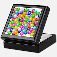 Candy Gumballs Keepsake Box