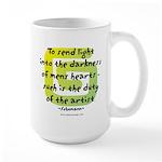 Duty of the Artist II Large Mug