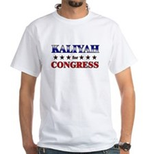 KALIYAH for congress Shirt
