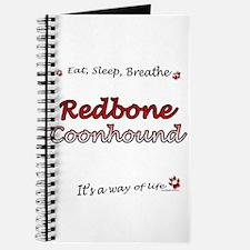 Coonhound Breathe Journal