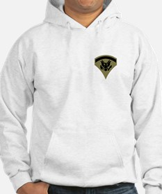 8th Infantry Division<BR> Hooded Shirt 2