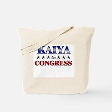 KAIYA for congress Tote Bag
