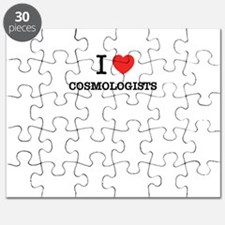 I Love COSMOLOGISTS Puzzle