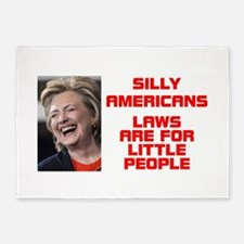 HILLARY LITTLE PEOPLE 5'x7'Area Rug