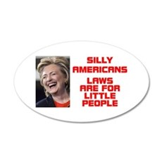 HILLARY LITTLE PEOPLE Wall Decal