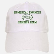 Biomedical Engineer Drinking Baseball Baseball Cap