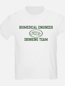 Biomedical Engineer Drinking  T-Shirt