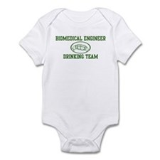 Biomedical Engineer Drinking  Infant Bodysuit