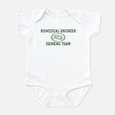Biomedical Engineer Drinking  Infant Bodysuit