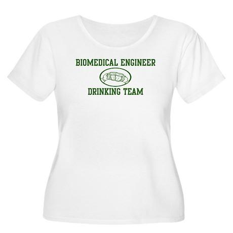 Biomedical Engineer Drinking Women's Plus Size Sc
