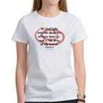 Duty of the Artist Women's T-Shirt