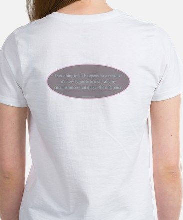 Kylee's Survivor Philosophy Women's T-Shirt