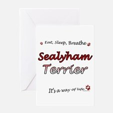 Sealy Breathe Greeting Card