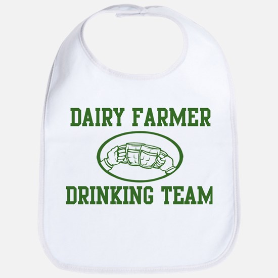 Dairy Farmer Drinking Team Bib