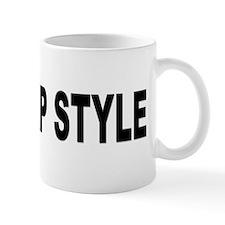 I Do It AP Style Small Mug