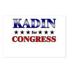 KADIN for congress Postcards (Package of 8)
