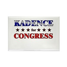 KADENCE for congress Rectangle Magnet