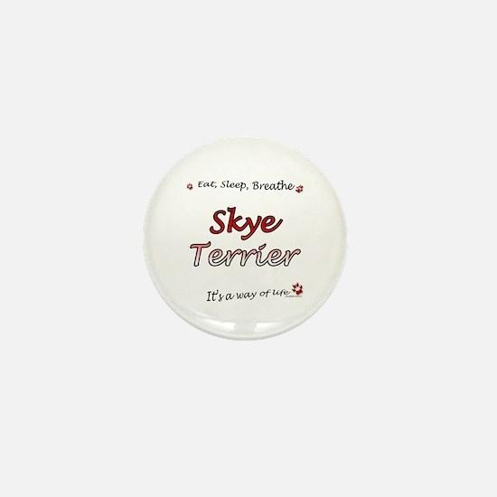 Skye Breathe Mini Button