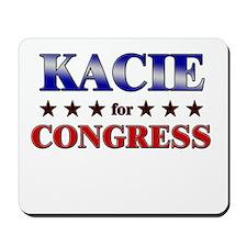 KACIE for congress Mousepad