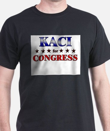 KACI for congress T-Shirt
