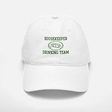 Housekeeper Drinking Team Baseball Baseball Cap