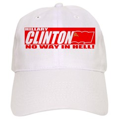 No Way In Hell Baseball Cap