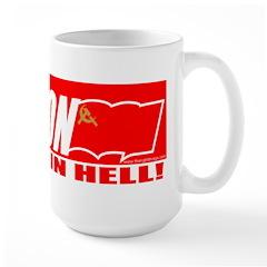 No Way In Hell Mug