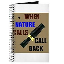 NATURE CALLS Journal