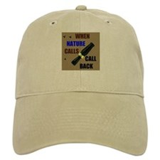 NATURE CALLS Baseball Cap
