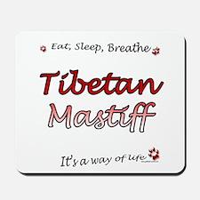 Tibetan Breathe Mousepad