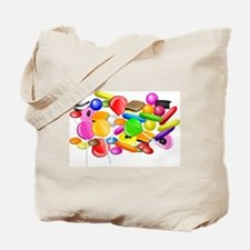 Candy Mixture Tote Bag