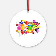 Candy Mixture Keepsake (Round)