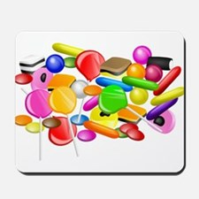 Candy Mixture Mousepad