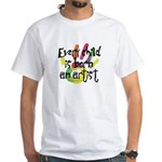 Every Child is an Artist White T-Shirt