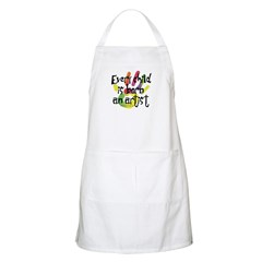 Every Child is an Artist BBQ Apron