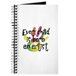 Every Child is an Artist Journal