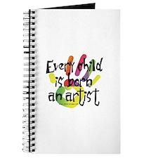 Every Child is an Artist Journal