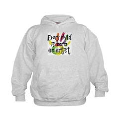 Every Child is an Artist Hoodie
