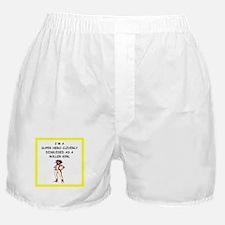 roller girl Boxer Shorts