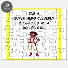 roller girl Puzzle