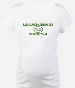 Farm Labor Contractor Drinkin Shirt