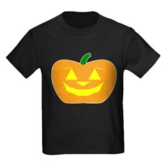 Smiling Pumpkin Halloween T