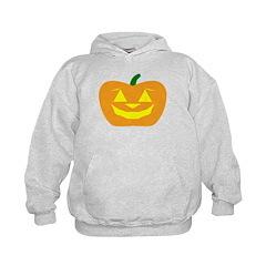 Smiling Pumpkin Halloween Hoodie