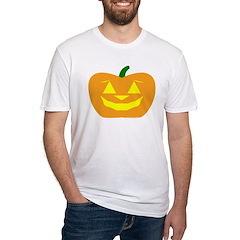 Smiling Pumpkin Halloween Shirt